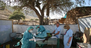Dukungan ICRC untuk Somalia