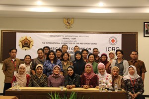 Konferensi Aksi Kemanusiaan: Kursus Singkat Dasar-Dasar Hukum Humaniter Internasional.