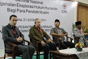 Seminar Nasional Pengenalan EHH bagi Para Pendidik Muslim di Indonesia