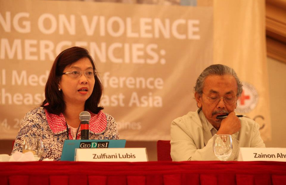 Konferensi Wartawan Lahirkan 'Deklarasi Manila'