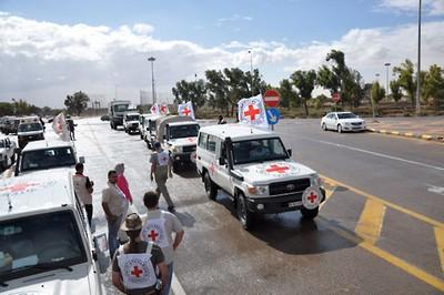Libya: evakuasi medis dari Sirte