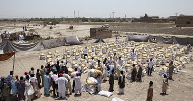 Pakistan: Ribuan Orang Dalam Bahaya Akibat Banjir di Sindh