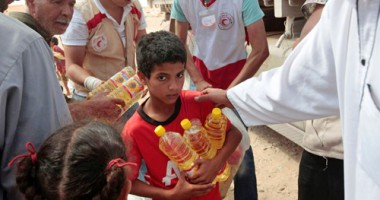 Libya:  Bantuan bagi 10.000 Orang Dekat Sirte
