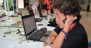 Thailand: Layanan RFL Bagi Keluarga Tahanan Korban Banjir