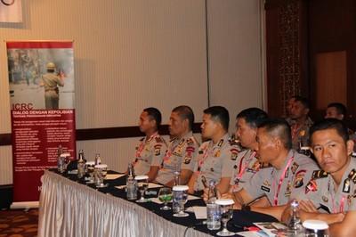 Bandung: Workshop Standar HAM Kepolisian Internasional