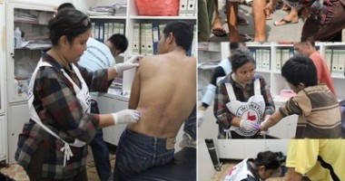 Medan: Pengobatan Skabies Massal bagi Penghuni Rutan Labuhan Deli