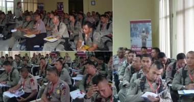 Bogor: Sosialisasi Standar HAM & Kepolisian Internasional dan DVD dilematis Anggota Brimob