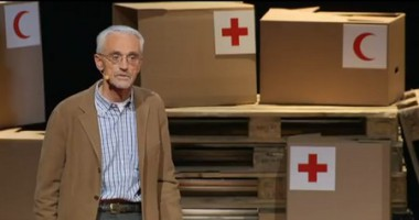 Alberto Cairo Presentasi dalam TEDxRC²
