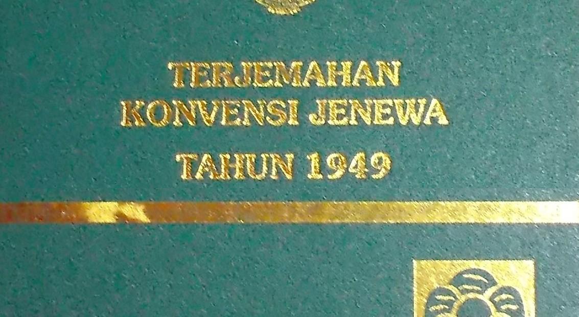 Terjemahan Konvensi-Konvensi Jenewa 1949