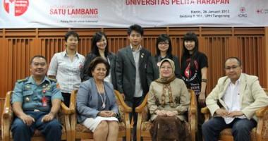 Seminar Hukum Humaniter Internasional Palang Merah untuk Indonesia