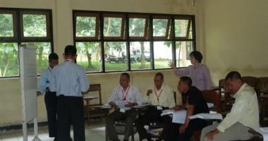 Pelatihan Bagi Para Tenaga Pendidik Senior Pusdik Brimob