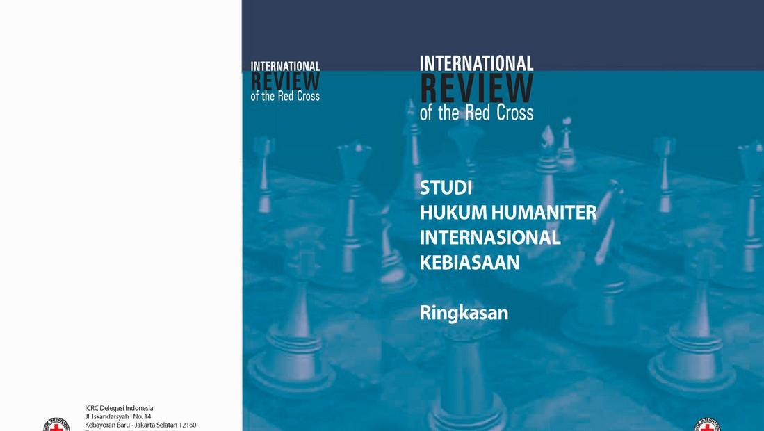 Studi Hukum Humaniter Internasional Kebiasaan
