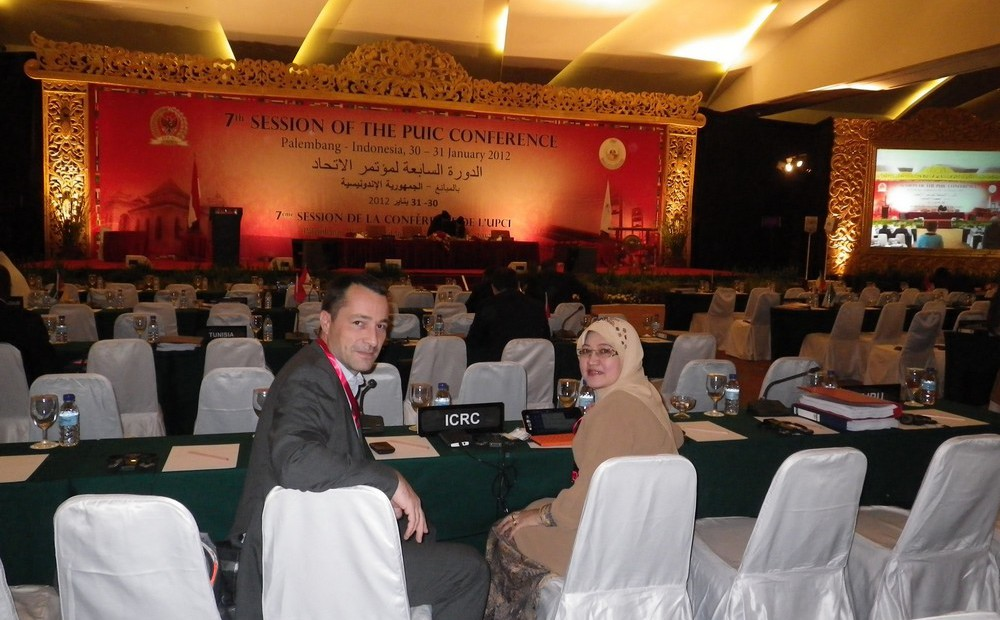 ICRC Diundang sebagai Pengamat dalam Konferensi PUIC