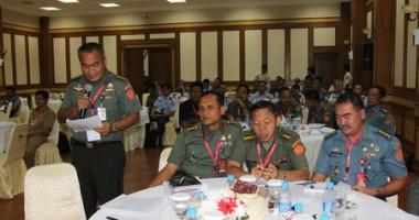 Seminar Sehari Hukum Humaniter Internasional dalam Insurgency dan Counter Insurgency