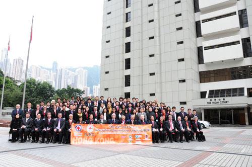 Universitas Hong Kong Juara Kompetisi Peradilan Semu Hukum Humaniter Ke-10