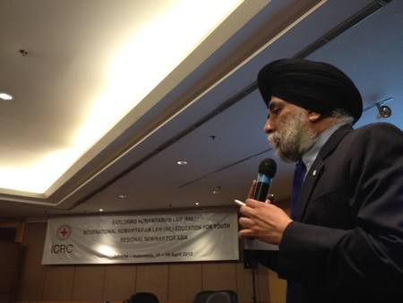 Perkembangan Program Pendidikan Eksplorasi Hukum Humaniter di Asia