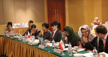 12 Negara Berbagi Pengalaman Implementasi EHH di Jakarta