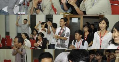 Galeri Foto Kompetisi Debat HHI 2012