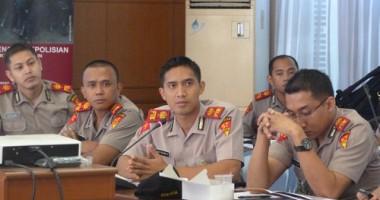 Diskusi Sehari Bersama Siswa Sekolah Tinggi Ilmu Kepolisian PTIK