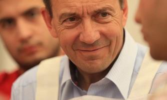 Presiden ICRC di Suriah
