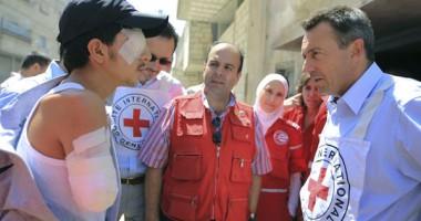 Di Tengah Pertempuran Tiada Henti, Presiden ICRC Akhiri Kunjungan di Suriah