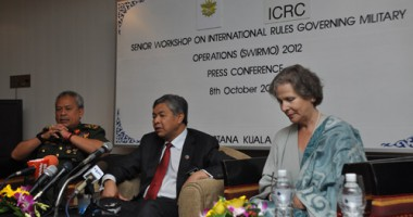 Asia Tuan Rumah Workshop Operasi Militer untuk Pertama Kalinya