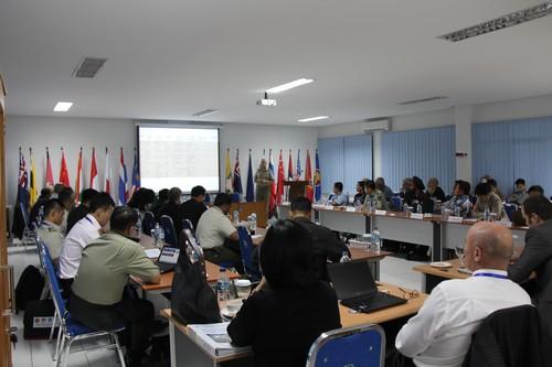 Kegiatan Peacekeeping Workshop Dalam Gambar