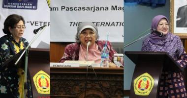 Indonesia: Diskusi Panel HHI Dalam Kaitannya Dengan Pertahanan Negara