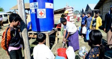 Babak Baru bagi ICRC di Myanmar