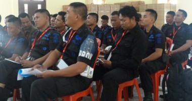 ICRC Sosialisasi Standar Kepolisian Internasional di Balikpapan