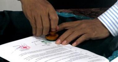 Penandatanganan Lanjutan Nota Kesepahaman Implementasi Program Eksplorasi Hukum Humaniter