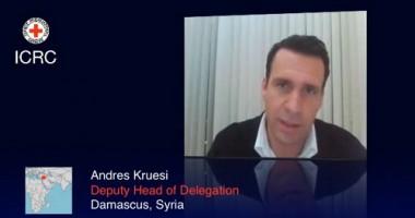 Ribuan Warga di Houla, Suriah Menerima Bantuan Kemanusiaan