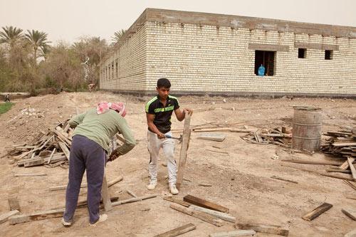Irak Memperkuat Pusat Pelayanan Kesehatan di Daerah-daerah Terpencil