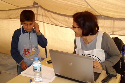 Kegiatan Kemanusiaan ICRC di Iraq dalam Gambar