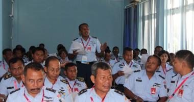 Sosialisasi Hukum Humaniter Internasional, Hukum Ham dan Hukum Udara di Surabaya