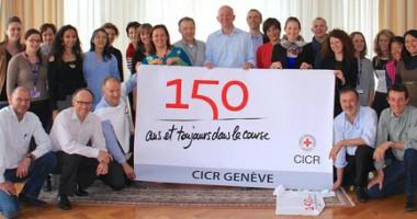 Pernyataan bersama Tadateru Konoe, Presiden Federasi Internasional Palang Merah dan Bulan Sabit Merah (IFRC) dan Peter Maurer, Presiden Komite Internasional Palang Merah (ICRC)