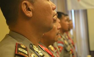 Workshop ICRC Bersama 20 Perwira Brimob di Wilayah Indonesia Bagian Timur
