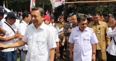 Pembinaan dan Pengembangan Relawan Palang Merah Indonesia melalui Temu Karya Nasional