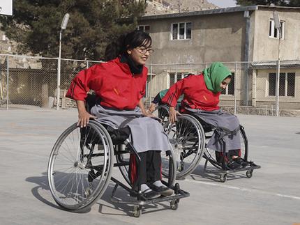 Kisah Wanita Afghanistan yang Terluka Akibat Perang – Niloufar (5)