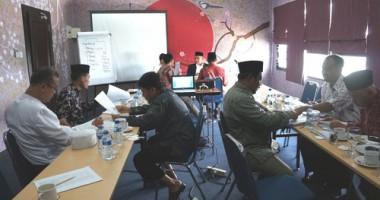 Pertemuan Para Pemimpin Pesantren Jelang Ramadhan dan Implementasi Program EHH