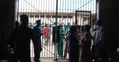 Kegiatan ICRC Selama Kunjungannya Ke Penjara Burundi
