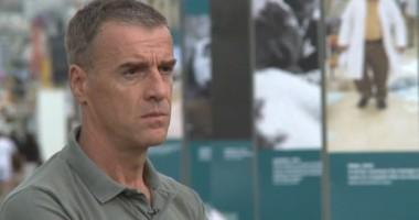 Kisah Mantan Seorang Ahli Bedah ICRC Ketika Bertugas di Daerah-daerah Konflik