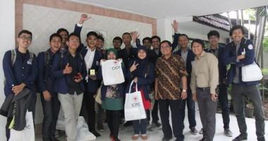 Kunjungan Akademik UIN Jakarta ke Pusat Dokumentasi ICRC