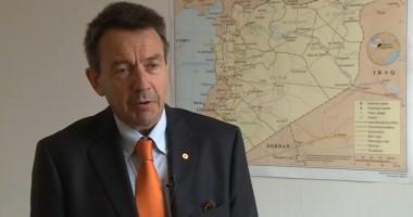 Presiden ICRC Menyerukan Kepada Dunia untuk Mendukung Aksi Kemanusiaan di Suriah