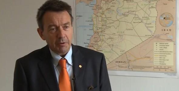 Pidato Presiden ICRC: Menjunjung norma demi melindungi kemanusiaan
