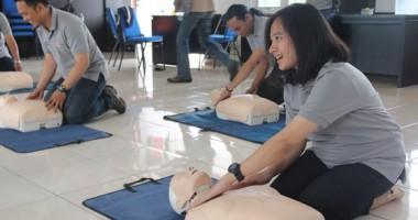 Pelatihan Media Safety untuk Wartawan di Bandung