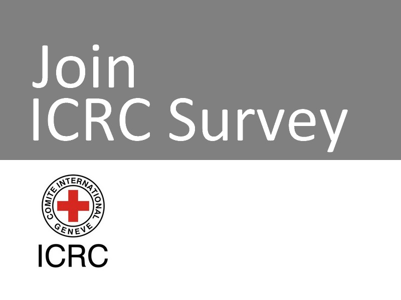 Formulir Survey ICRC