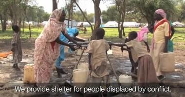 Air dan Habitat: Membangun Rumah Sakit dan Membangun Kembali Rumah Sakit yang Hancur.