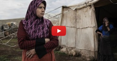 Krisis di Suriah Memasukki Musim Dingin Ketiga
