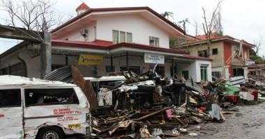 Gerakan Palang Merah dan Bulan Sabit Merah Internasional Memohon Donasi Sebesar 1,2 Triliun untuk Bantuan ke Filipina